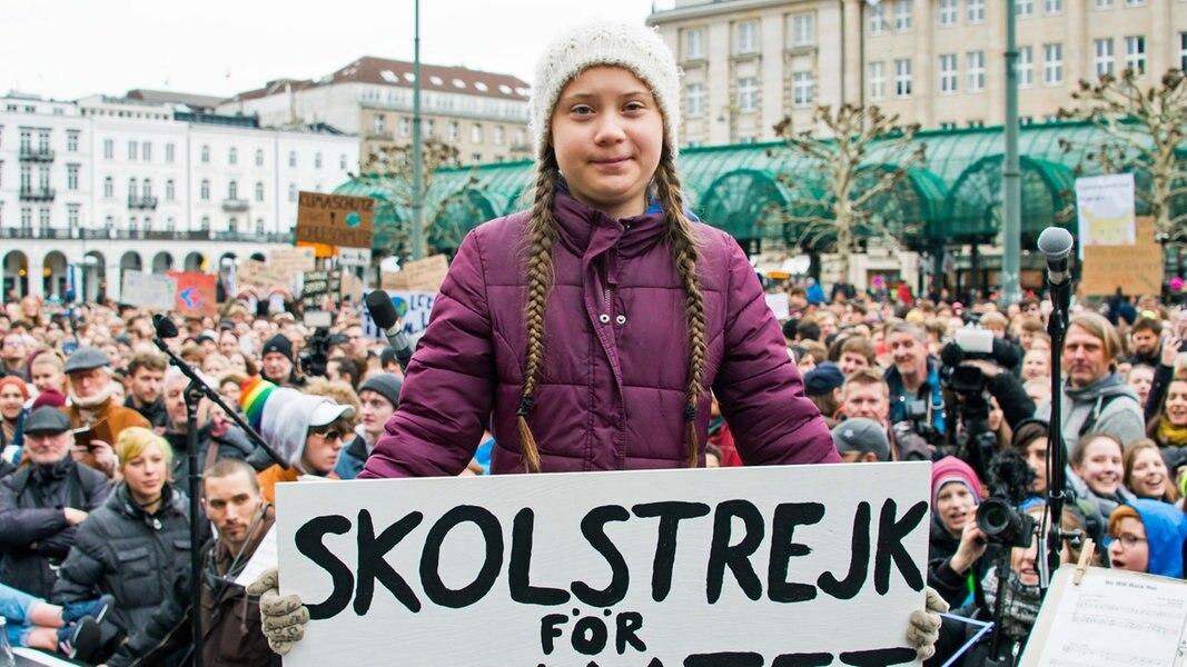 """""""Fridays for Future"""": Tausende Teilnehmer und Greta erwartet"""