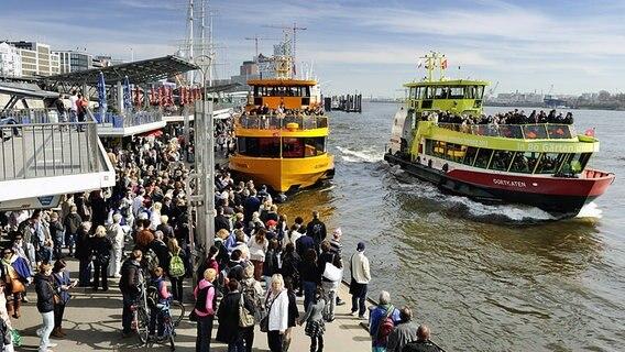 Tourismus Hamburg