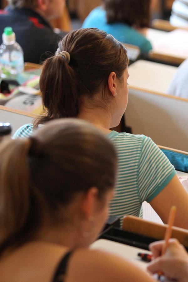 Vorlesungszeit an der Uni Hamburg beginnt