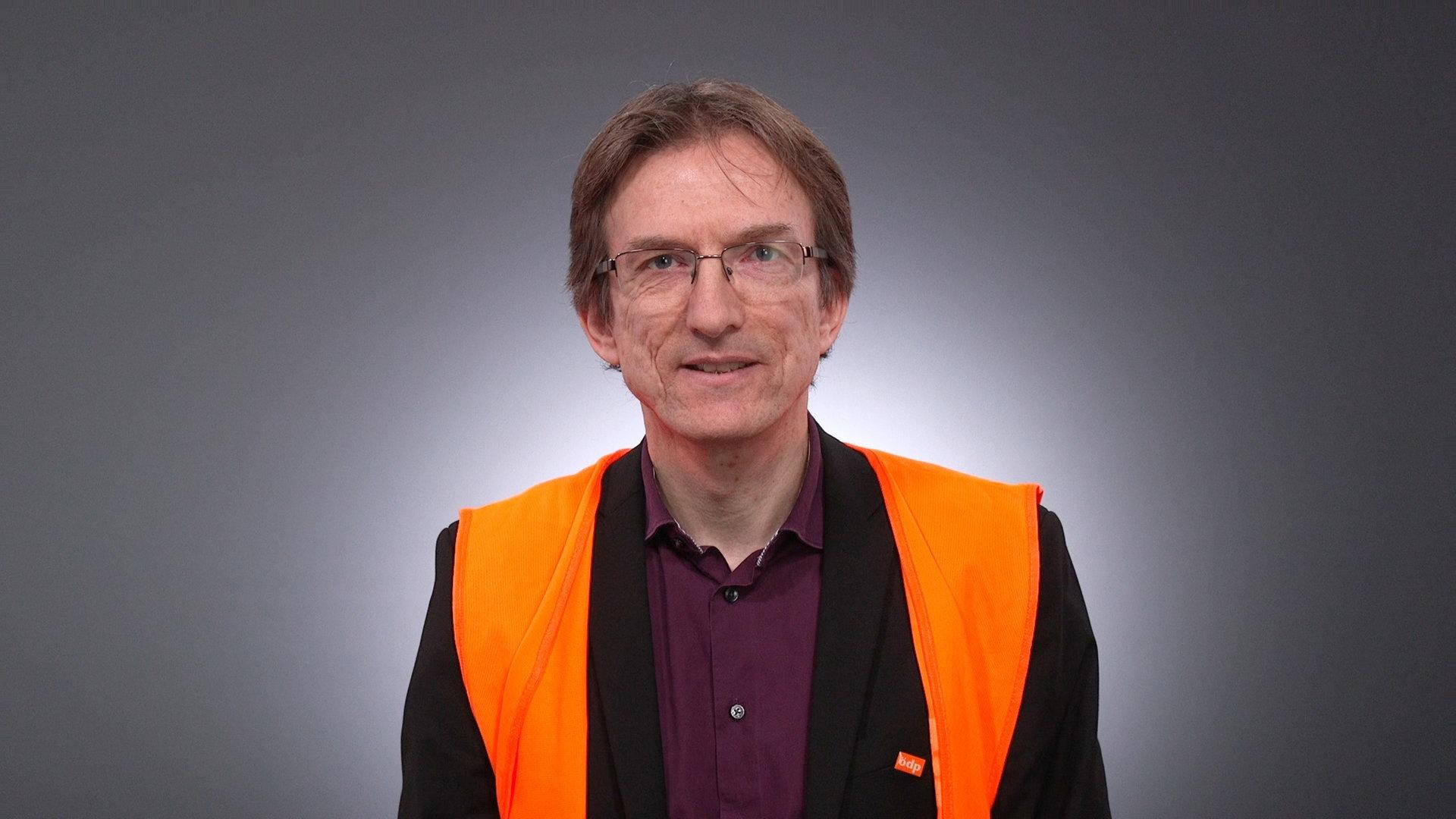 Volker Behrendt, ÖDP