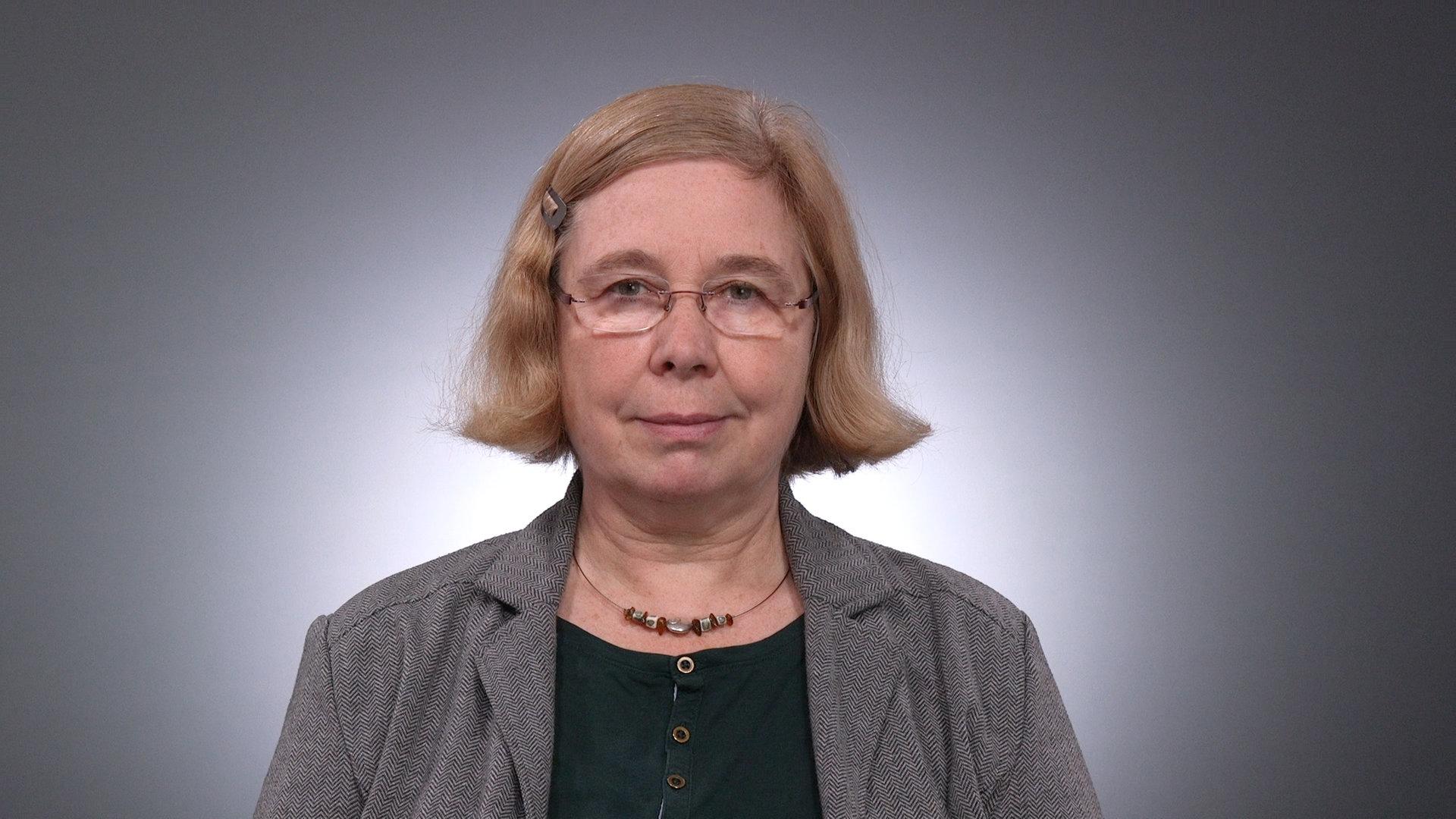 Ulrike Sparr, GRÜNE