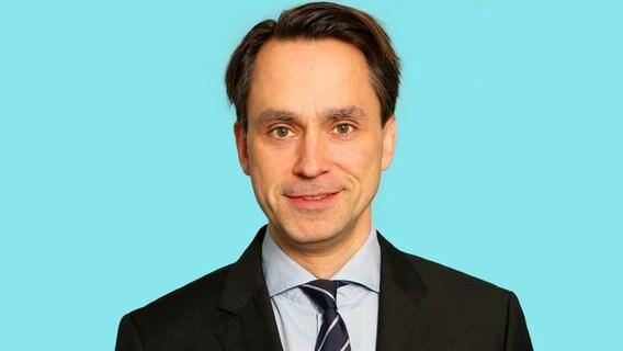 Der Hamburger CDU-Abgeordnete Jörg Hamann