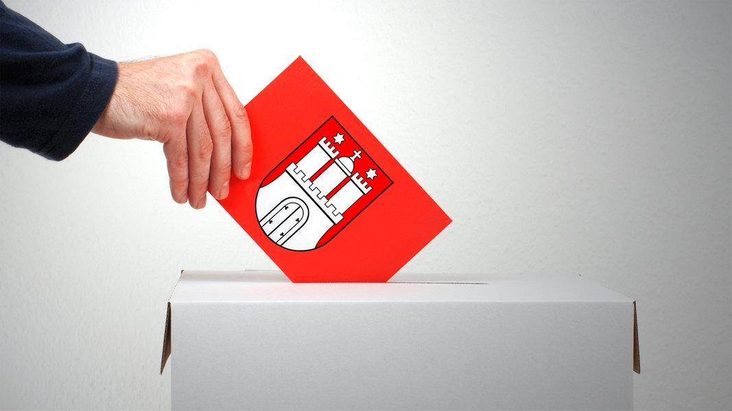 Bürgerschaftswahlen Hamburg