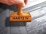 Hartz IV © picture alliance/sven simon Fotograf: sven simon