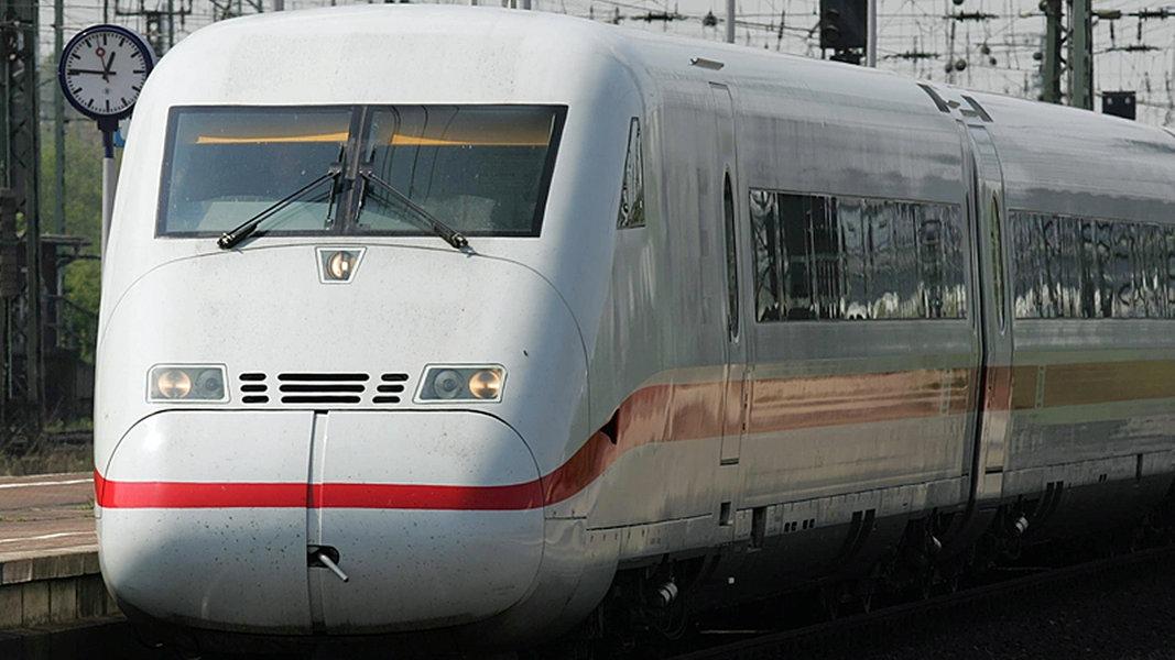 Göttingen: 14 ICE-Halte entfallen bis Dezember