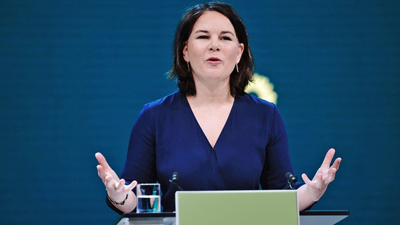 Annalena Baerbock wird Kanzlerkandidatin bei den Grünen