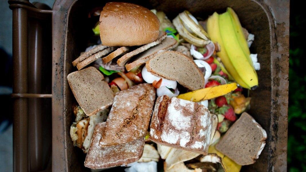 Essen Müll