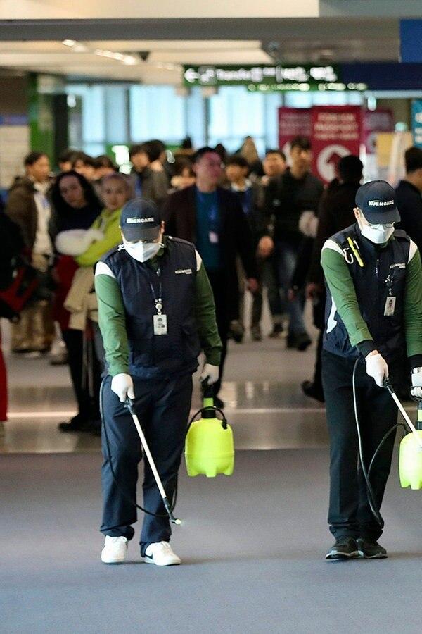 Gefährliche Krankheit in China