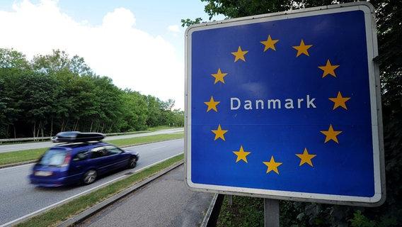 Dänemark Ausreise