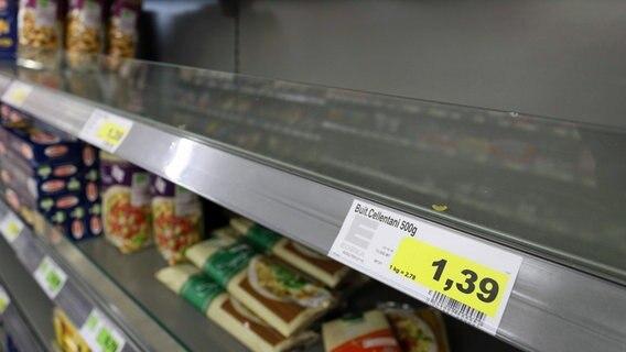 Corona Hamsterkaufe In Niedersachsen Nehmen Zu Ndr De Nachrichten Niedersachsen