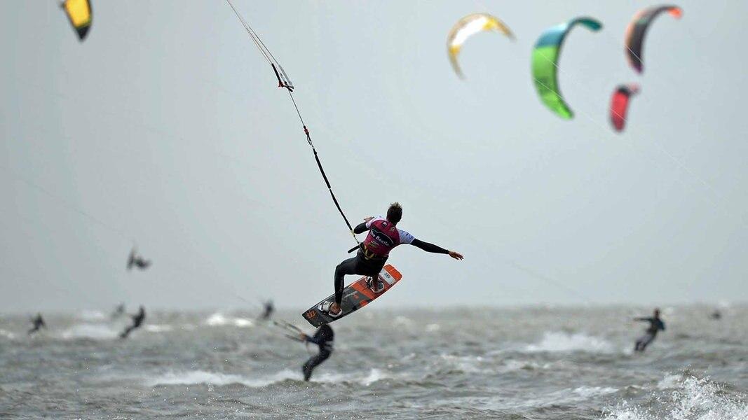 Wie kommen Kitesurfer und Naturschutz zusammen?