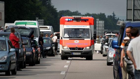 Verkehrsmeldungen Norddeutschland