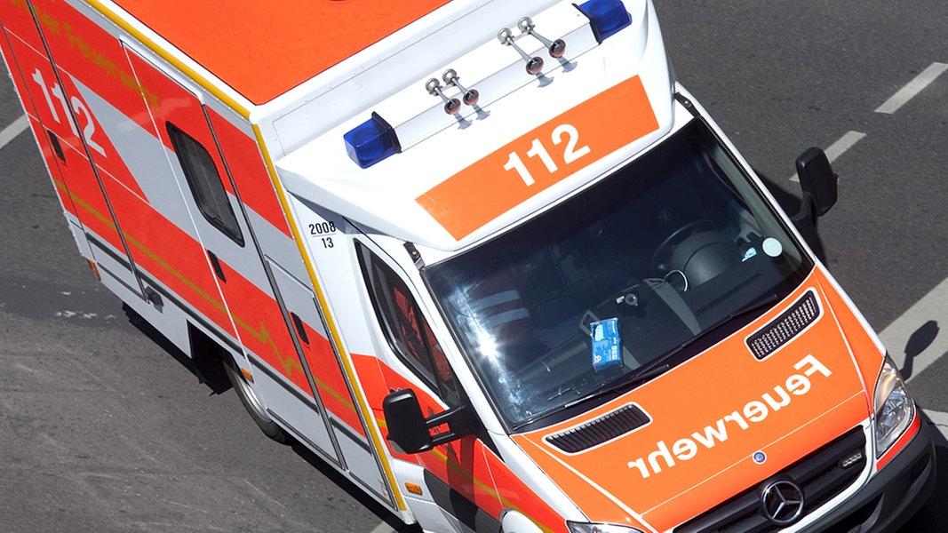 Landkreis Göttingen: Beifahrer stirbt bei Unfall