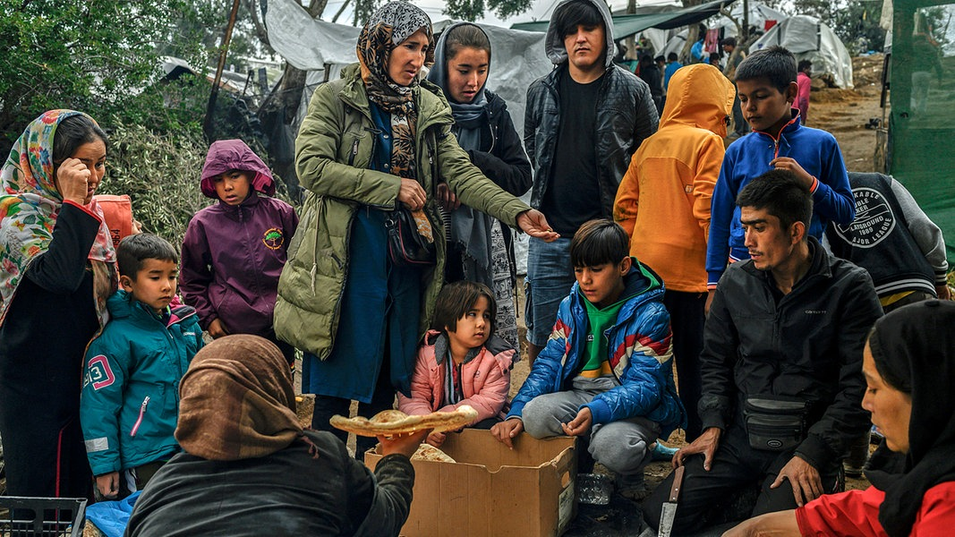 Flüchtlinge Ndr