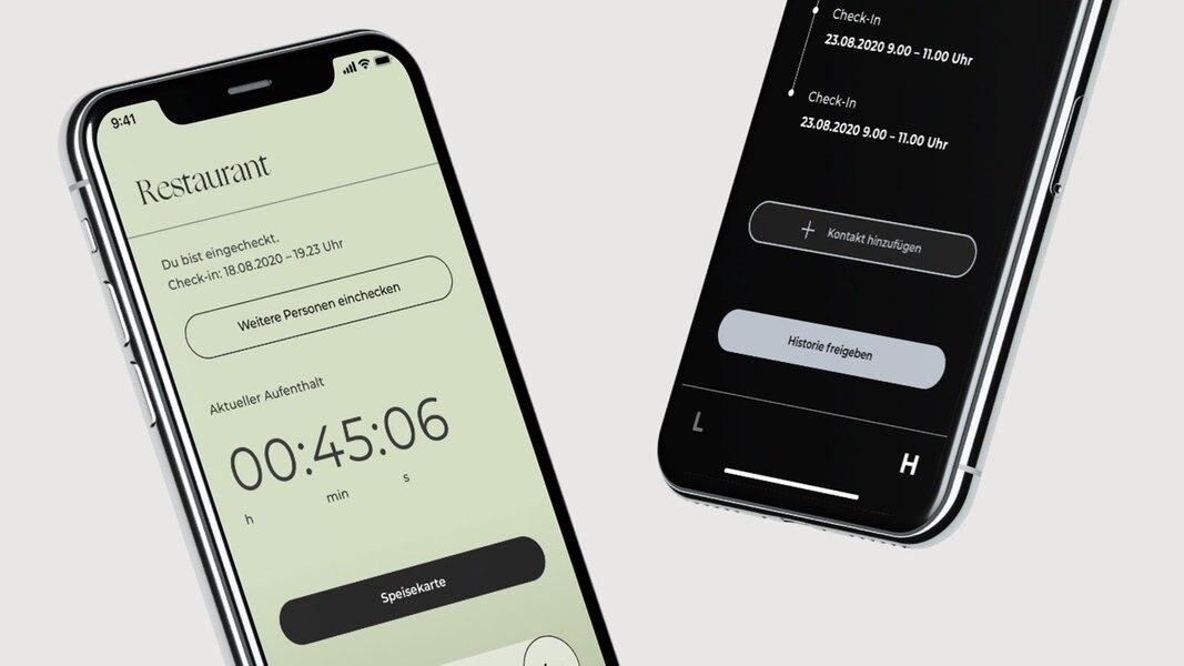 Corona: Mit der Luca-App schneller aus dem Lockdown? - NDR.de