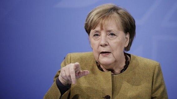 Bundeskanzlerin Angela Merkel © picture alliance Foto: Michael Kappeler, dpa