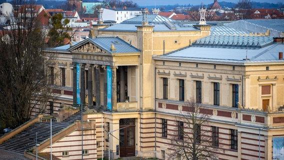 Ein Jahr kostenfrei ins Museum Schwerin