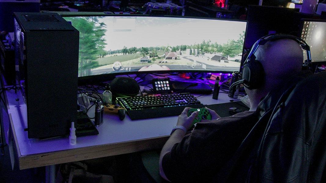 Entwicklung Der Computerspiele
