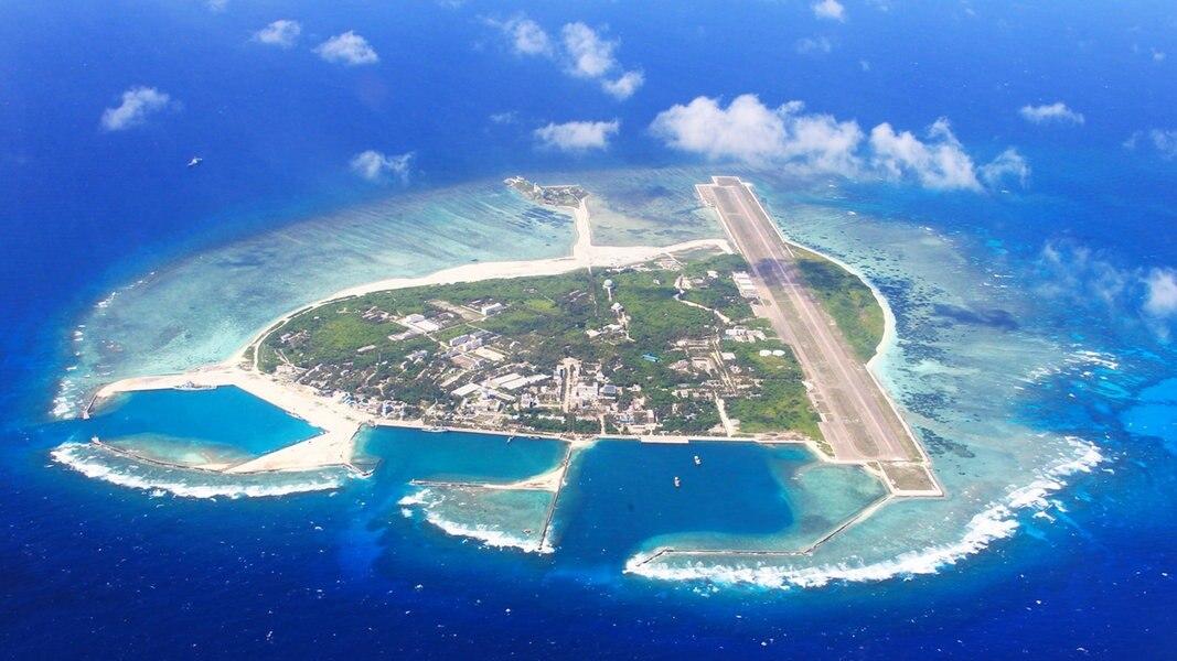 Der Konflikt um das Südchinesische Meer