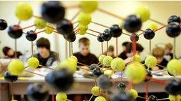 Schüler im Unterricht © dpa Foto: Patrick Pleul