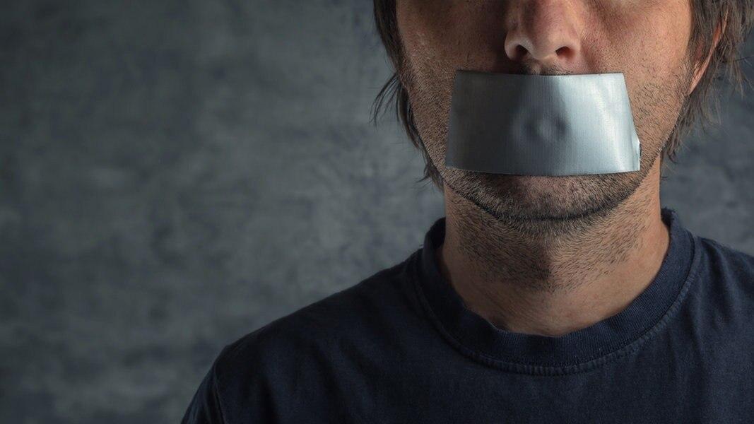 Meinungsfreiheit unter Beschuss