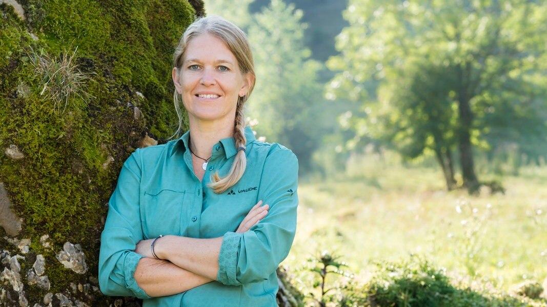 Unternehmerin Dr. Antje von Dewitz zu Gast