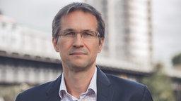 Ein Porträtbild von Gerald Knaus, Vorsitzender des österreichischen Thinktanks Europäische Stabilitätsinitiative (ESI), © Europäische Stabilitätsinitiative (ESI) Foto: Francesco Scarpa