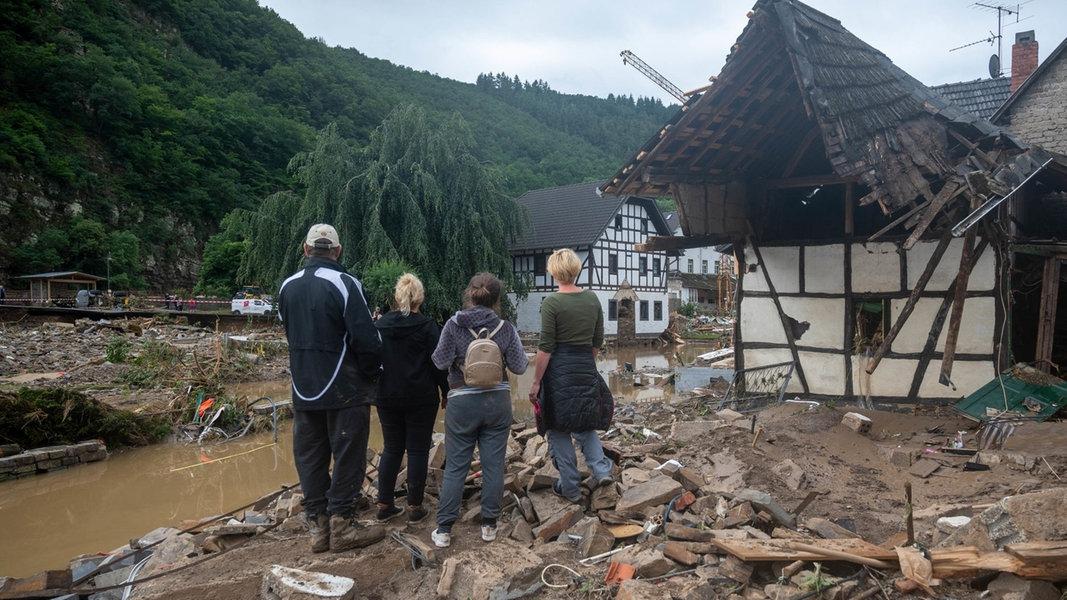 Hochwasser-Katastrophe: Hilfsangebote kommen auch aus MV