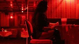 Prostituierte in einem Bordell © AP Foto: STR