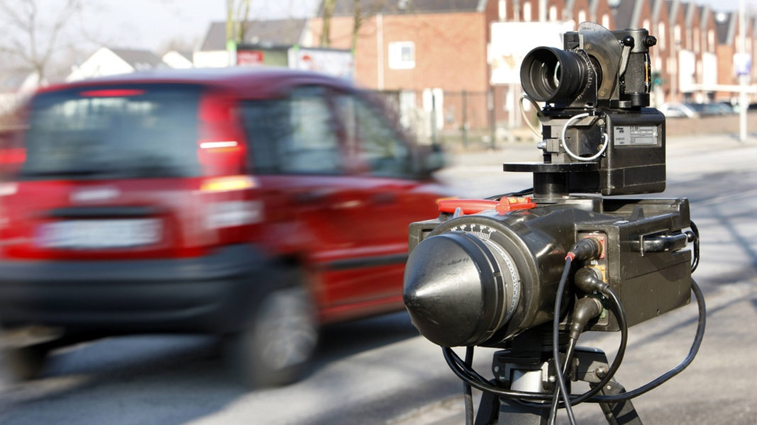 Bußgeldkatalog: Zahl der Fahrverbote in MV steigt