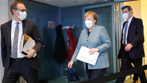 Keine Lockerungen der Kontaktregeln über Ostern - Greift die harte Notbremse?