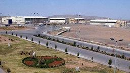 Iran installiert neue Uran-Zentrifugen in Natans © dpa picture-alliance
