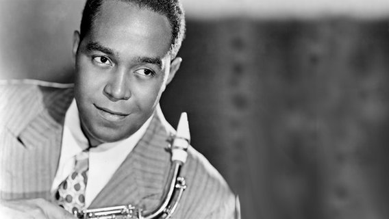 Charlie Parker, Jazz-Saxofonist © picture alliance / Courtesy Everett Collection Foto: Courtesy Everett Collection
