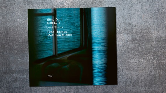 "CD-Cover ""Lost Ships"" © ECM Foto:"