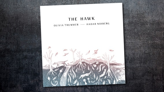 "CD-Cover ""The Hawk"" © flavoured tune"