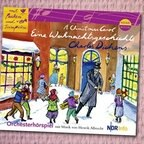 "Cover der Kinder-Hörspiel-CD ""A christmas carol"", erschienen im Verlag Headroom © Verlag Headroom"