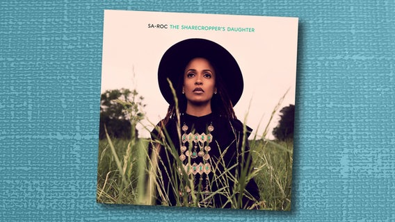 "Das Cover des Albums ""The Sharecropper's Daughter"" von Sa-Roc © Rhymesayers Entertainment"