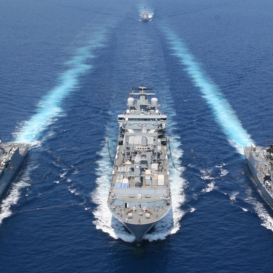 (3) Deutsche Marine - kleinste Teilstreitkraft mit großen Ambitionen