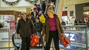 Mall in den USA. © dpa picture alliance
