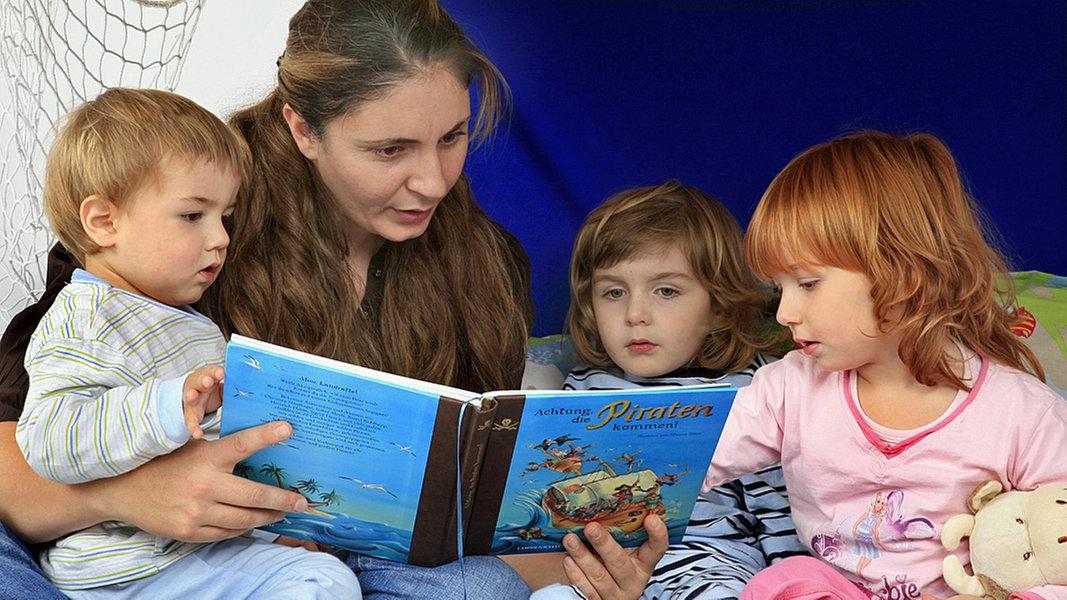 Vorlesetag: Tipps für Eltern zum Vorlesen