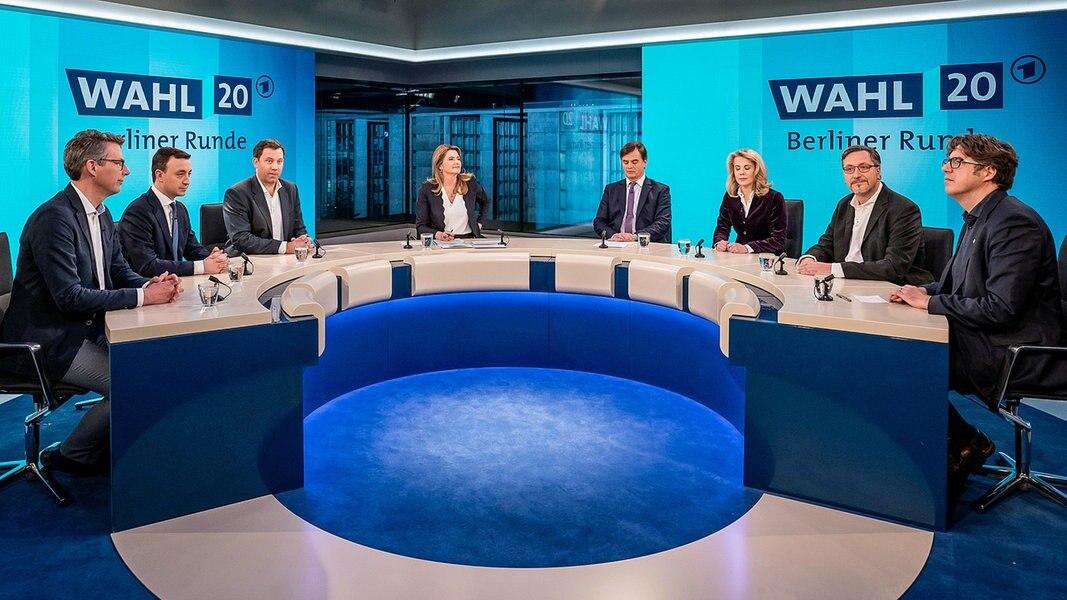 Die Reaktionen zur Hamburg-Wahl
