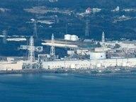 Kernkraftwerk Fukushima nach Bränden und Explosionen. © dpa Fotograf: Kyodo