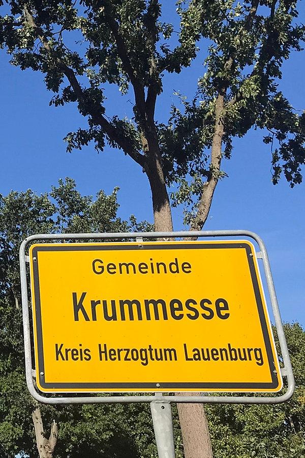 Grenzenlos Platt: De Plappermoehl in Krummesse