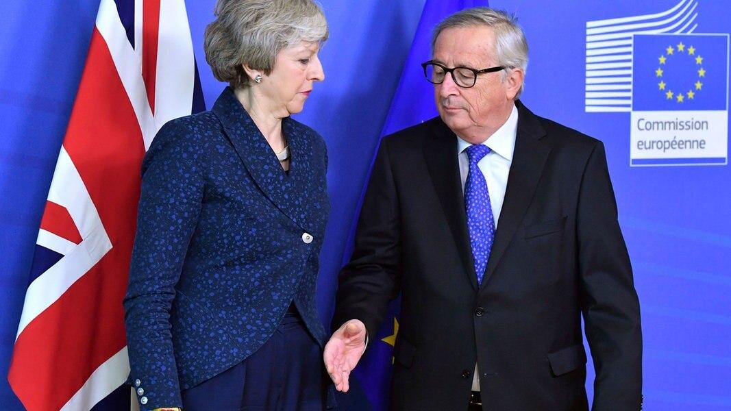 Briten zwischen Brexit-Blues und Brexit-Euphorie