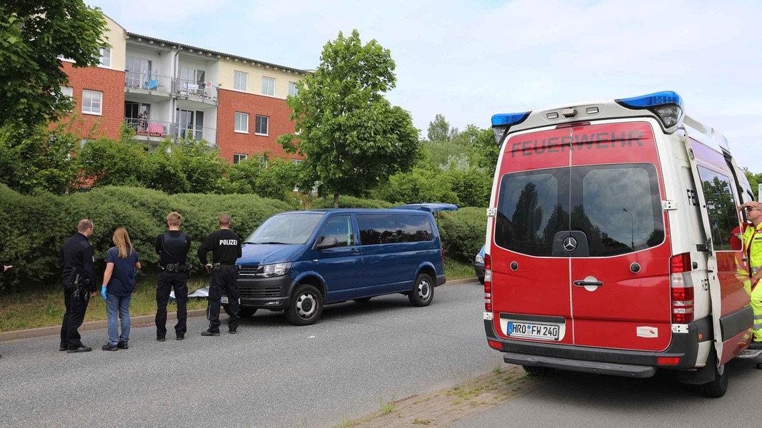 Babyleiche in Rostock: 26-Jährige festgenommen