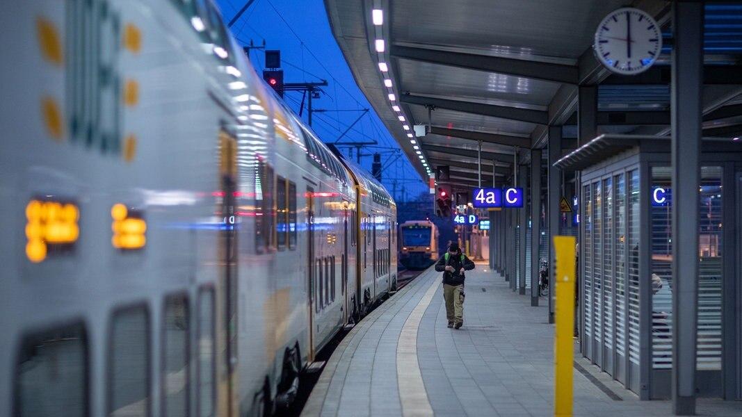 Corona Bahnverkehr