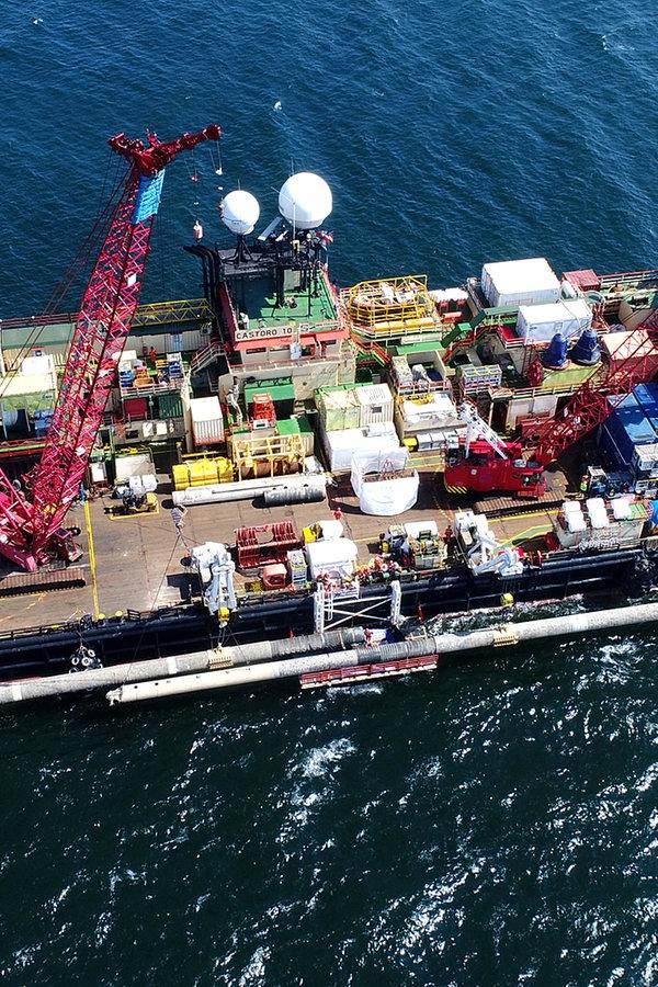 Nord Stream 2: Fertigstellung verzögert sich
