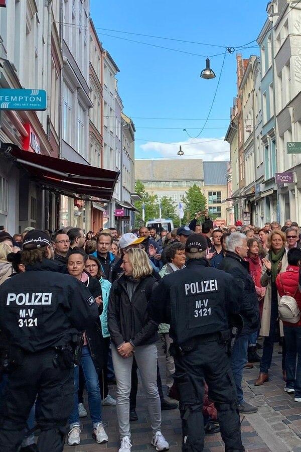 Nachrichten Schwerin Polizei