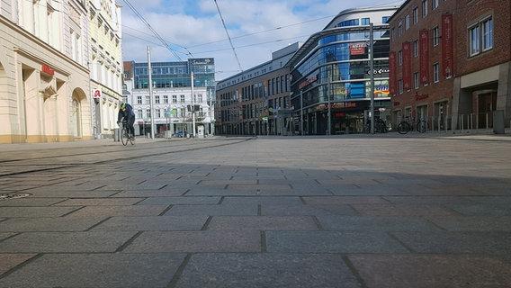 Ausgangssperre Schwerin