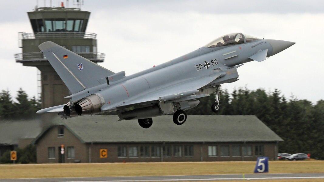 Eurofighter Mecklenburg